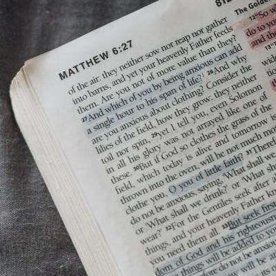 Matthew 6:27